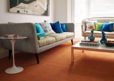 Brockway Solar Tangerine SOL144 Carpet