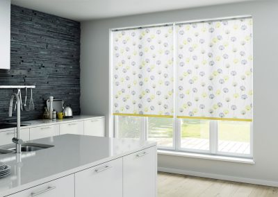 Calista Citrus Roller Blind