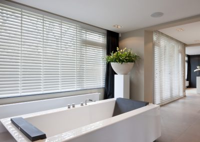 JASNO White Venetian Blinds