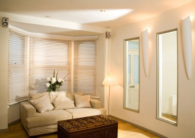 Wooden Slatted Blinds